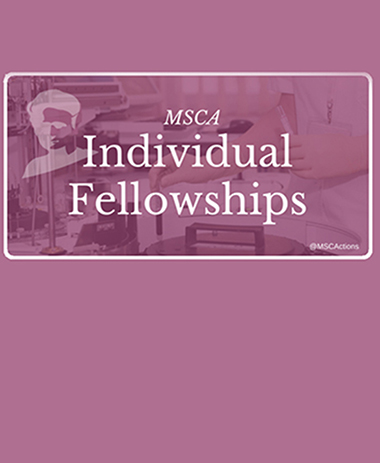 Interested in applying for a Marie Skłodowska-Curie Individual Fellowship?